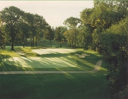 Burlington - Hole No. 15