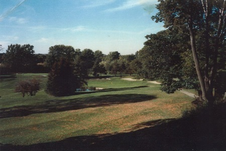 Cataraqui - Hole No. 12, 1990