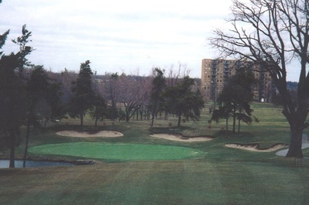 Cataraqui - Hole No. 12, 2000
