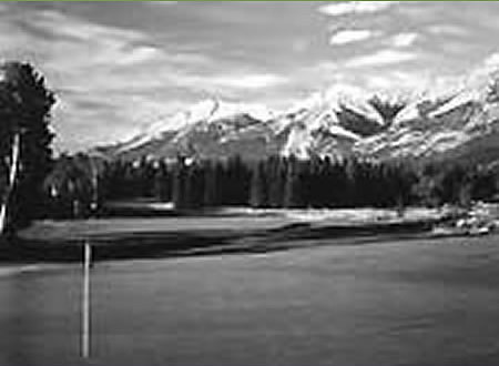 Early Jasper Park Lodge Golf Course
