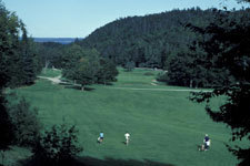 Fundy National Park Golf Course