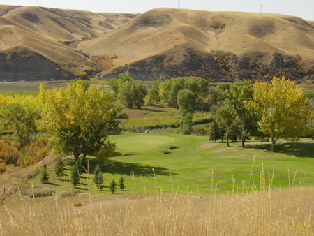Lethbridge Hole 16