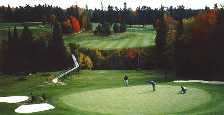 North Bay - Hole No. 18