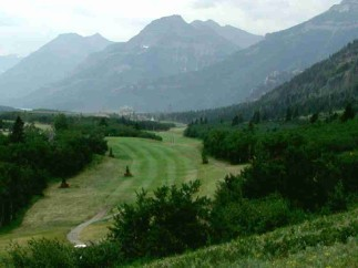 Waterton Lakes Hole 14