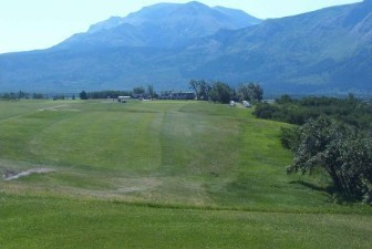 Waterton Lakes Hole 18